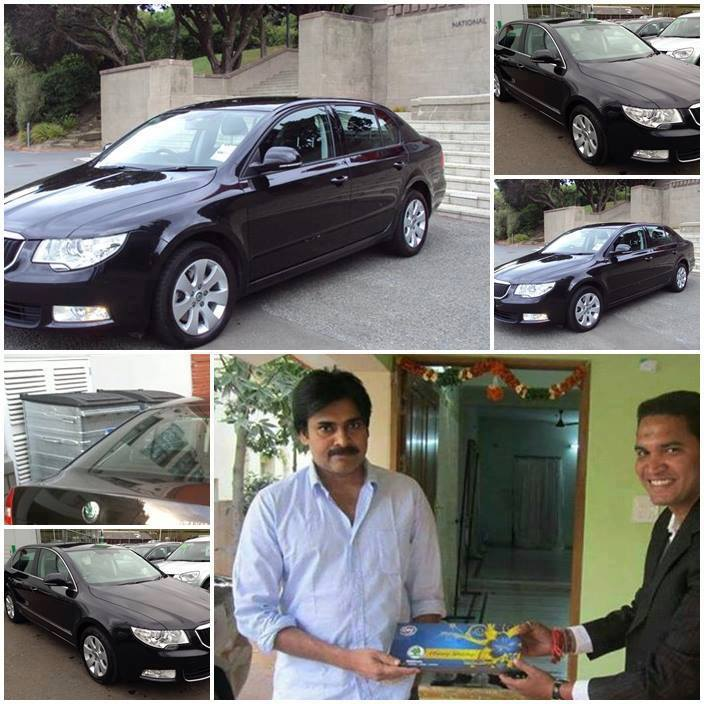 Pawan Kalyan Cars Images Pawan Kalyan who is normally