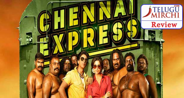 Chennai Express Hindi Movie Review | Shahrukh Khan | Rating, Story