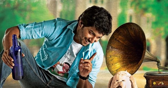 actor-nani-majnu-movie-first-look-poster-revealed