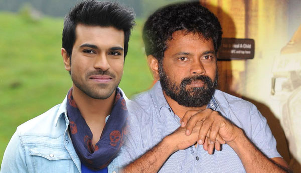 Ram Charan and Sukumar Movie Launched