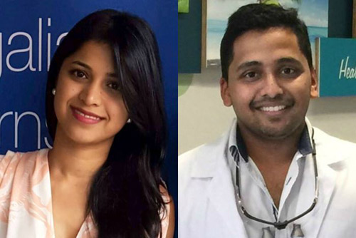 Murdered dentists Preethi Reddy's killed in 'deliberate' crash