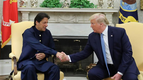 I'm ready to resolve Kashmir issue : Trump